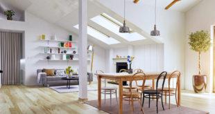 minimalizm w salonie