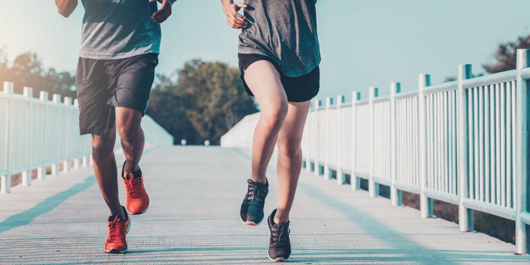 bieganie latem