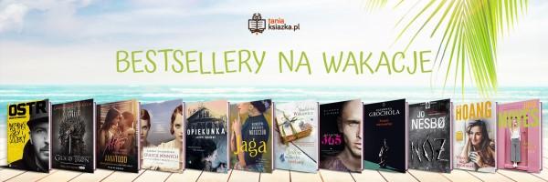Bestsellery na lato