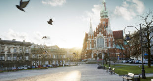 Kościół św. józefa na Podgórzu w Krakowie