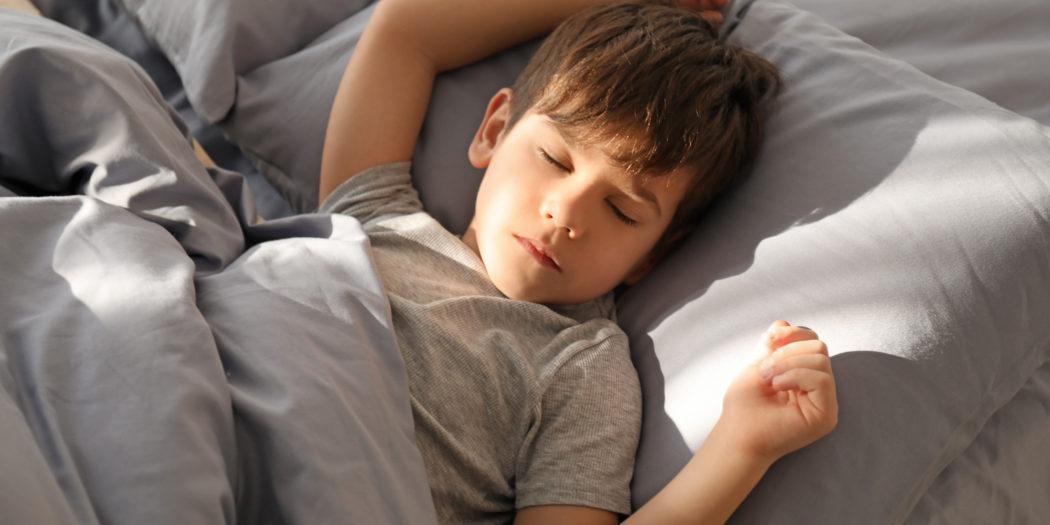spokojny sen dziecka