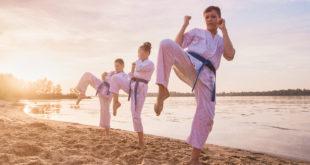 zajęcia dodatkowe dla dzieci sztuki walki