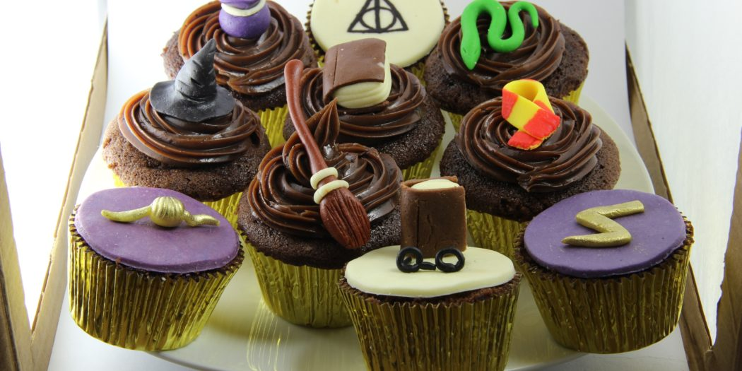 Muffiny a'la Harry Potter