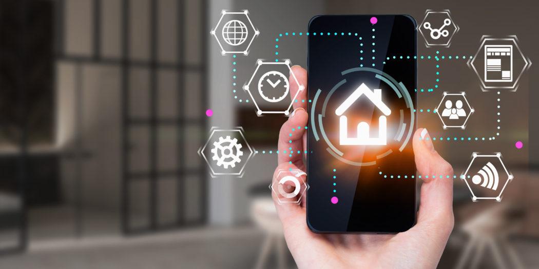 smartfon smarthouse