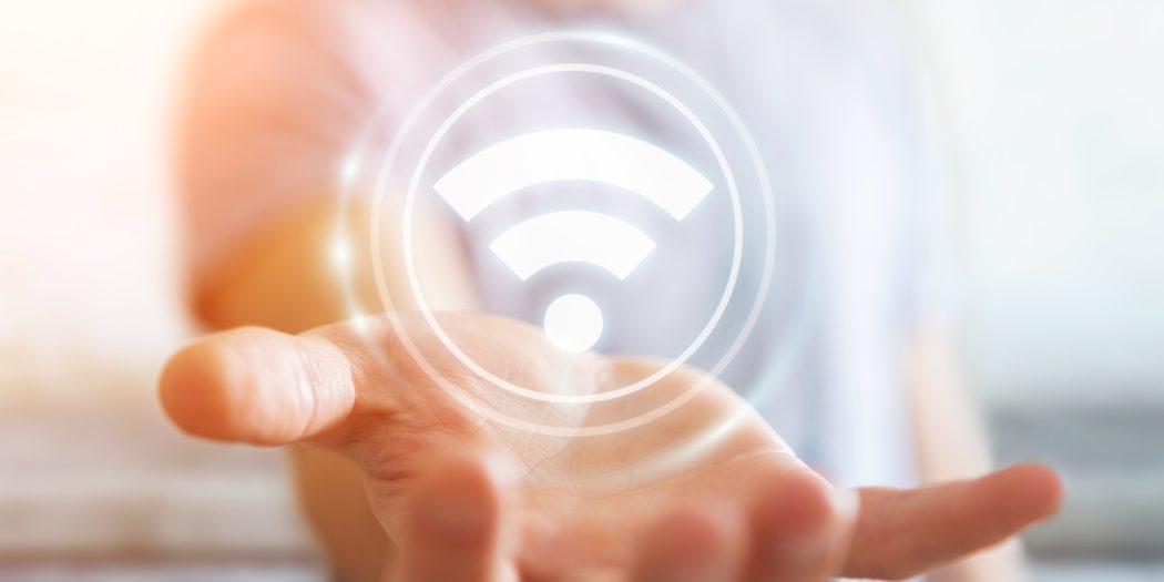 wi-fi wizualizacja
