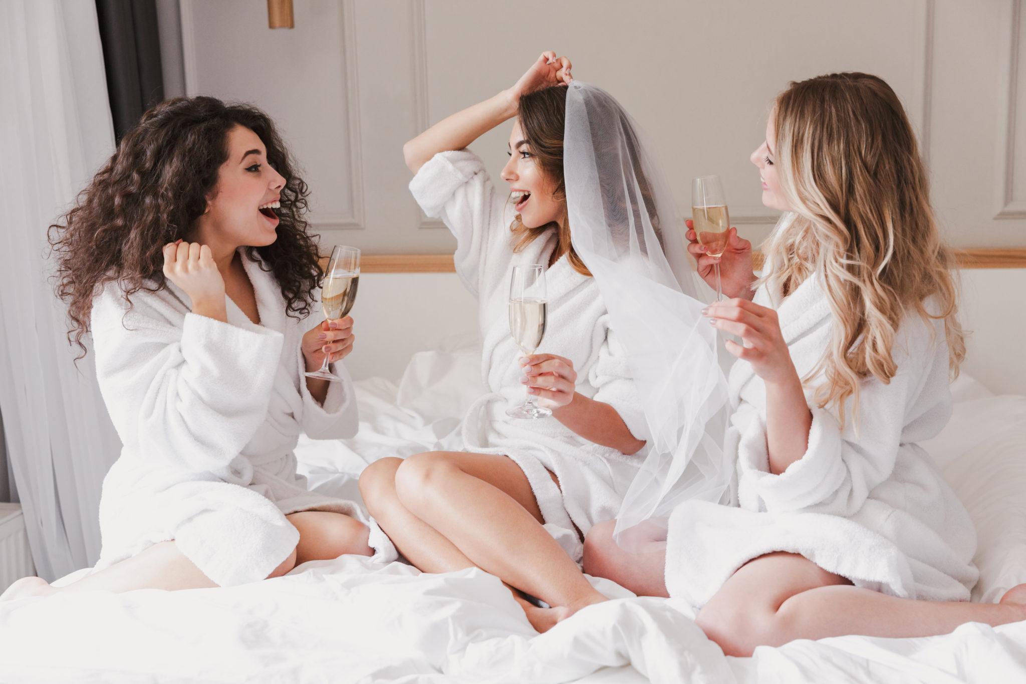 wieczór panieński w hotelu spa