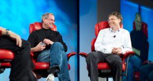 Bill Gates i Steve Jobs