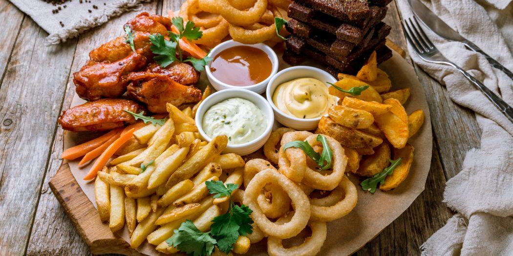 jedzenie wysokosmakowite