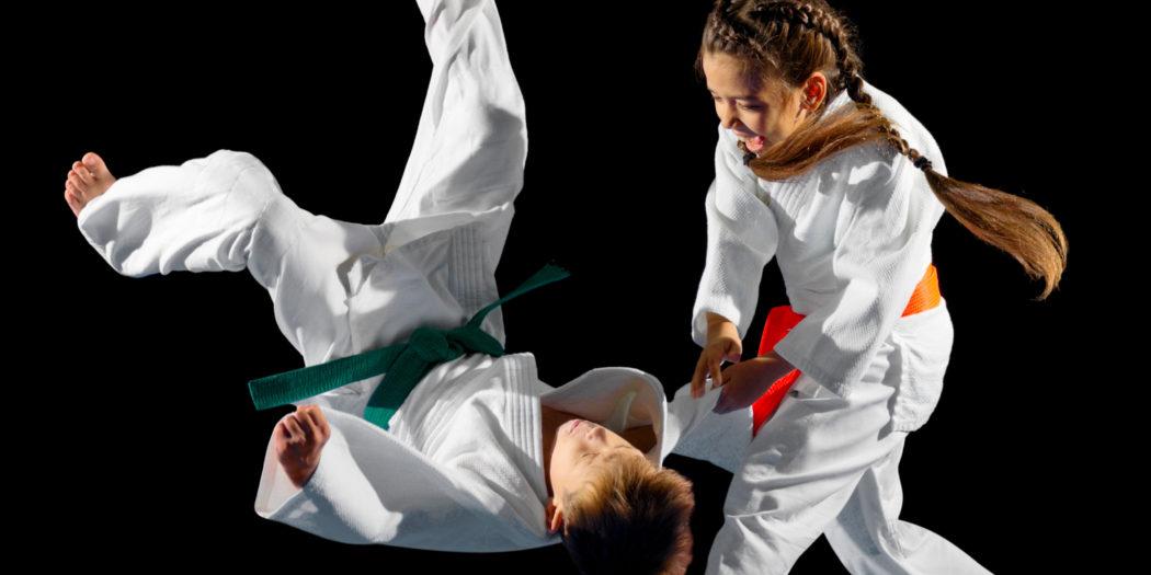 dzieci judo