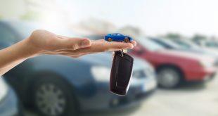przekazanie kluczyków do samochodu