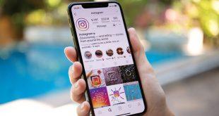 Instagram na smartfonie